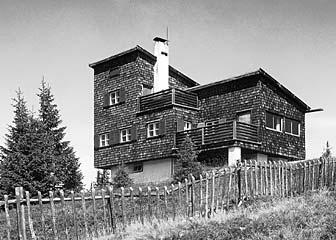 Architekt di michael prachensky - Berghaus architekten ...