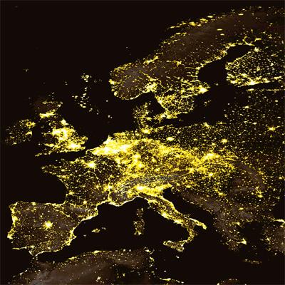 Lichtverschmutzung Karte Welt.Ich Kann Keine Strommasten Mehr Sehen