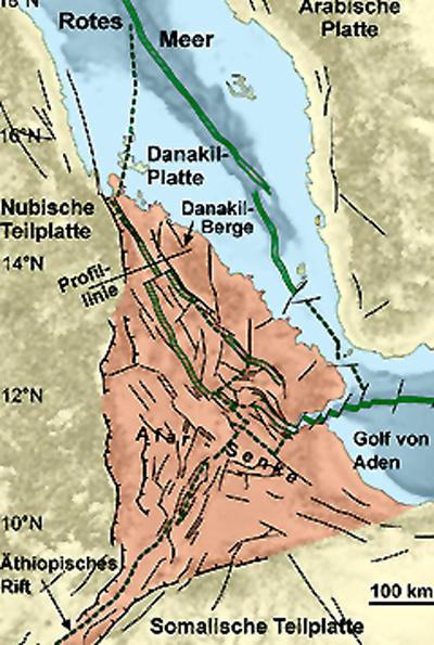 wo liegt nubien